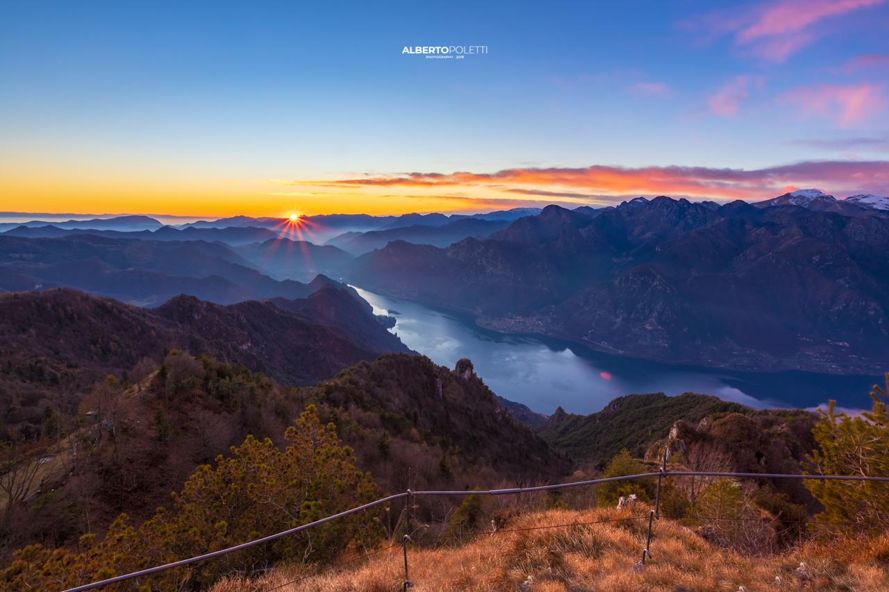 Monte Stino - Lago Idro (BS)