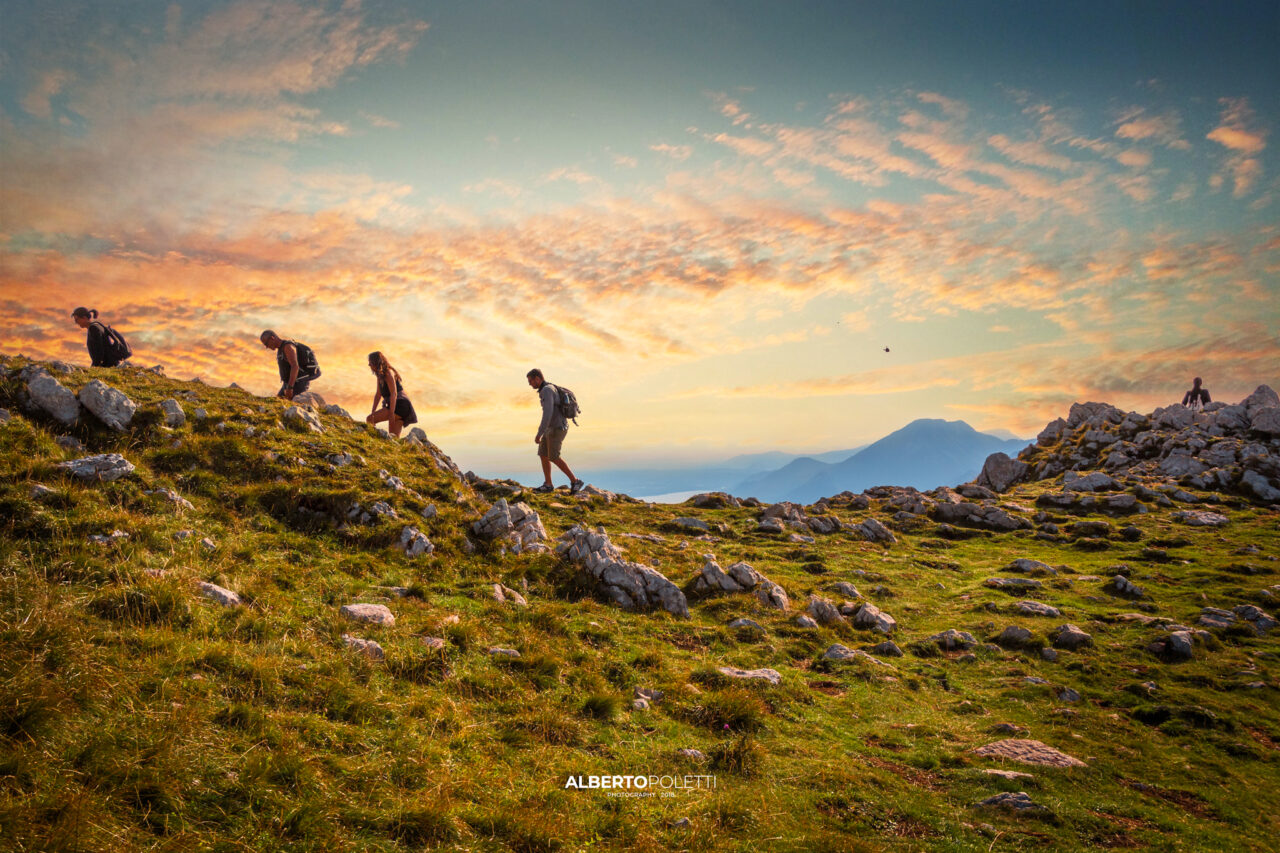 Monte Baldo - Lago di Garda
