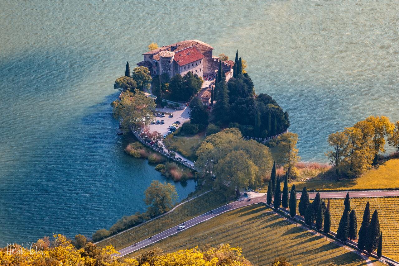 Lago di Toblino - Trentino