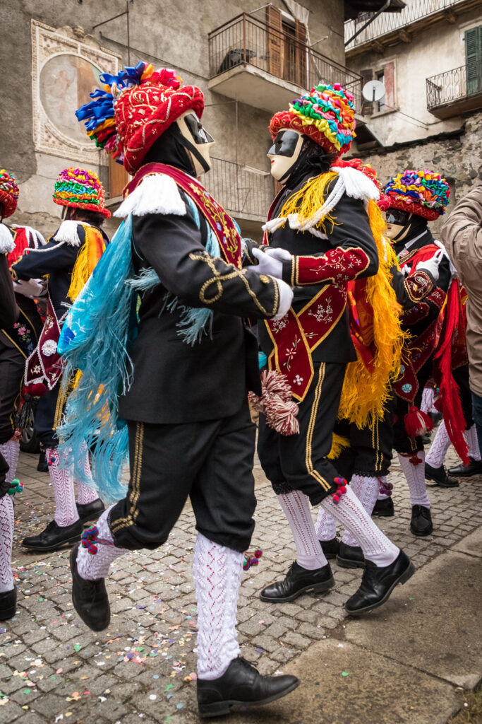 Balerì Carnevale di Bagolino (BS)